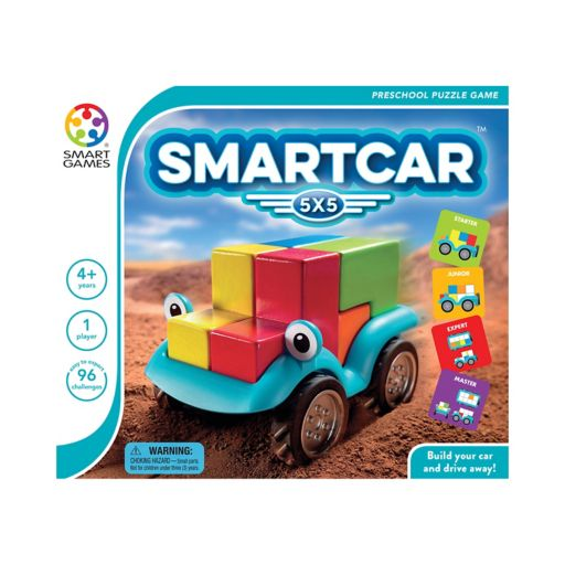 Smart Toys and Games SmartCar 5x5 Puzzle Toy