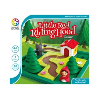 Smart Toys and Games Little Red Riding Hood Pre-School Puzzle Game