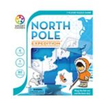 Smart Toys and Games North Pole Expedition Puzzle Game