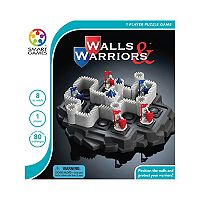 Smart Toys and Games Walls & Warriors Puzzle Game
