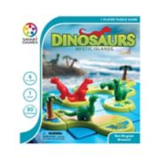 Smart Toys and Games Dinosaurs Mystic Islands Puzzle Game