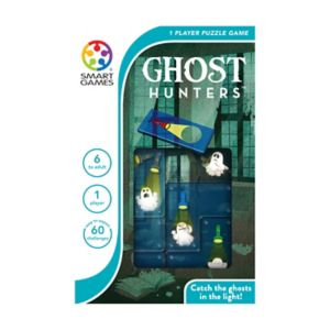 Smart Toys and Games Ghost Hunters Puzzle Game