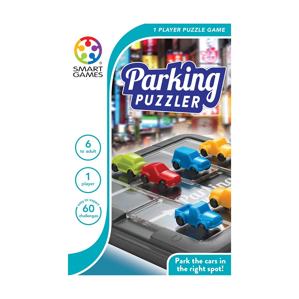 Smart Toys & Games Parking Puzzler Puzzle Game