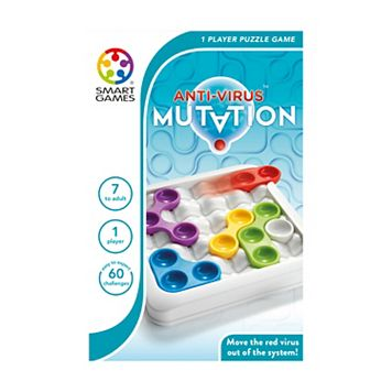 Smart Toys & Games Anti-Virus Mutation Puzzle Game