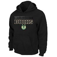 Boys 8-20 Majestic Milwaukee Bucks HD Hoodie