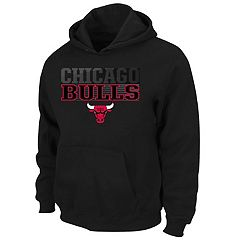 Boys 8-20 Majestic Chicago Bulls HD Hoodie
