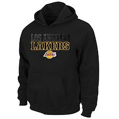 Boys 8-20 Majestic Los Angeles Lakers HD Hoodie