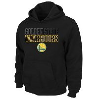 Boys 8-20 Majestic Golden State Warriors HD Hoodie