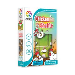 Smart Toys & Games Chicken Shuffle Puzzle Game