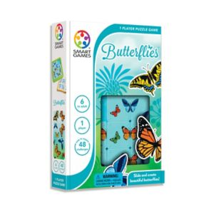 Smart Toys & Games Butterflies Puzzle Game