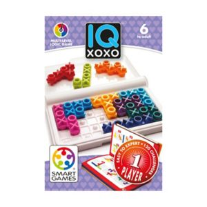 Smart Toys & Games IQ XOXO Puzzle Game