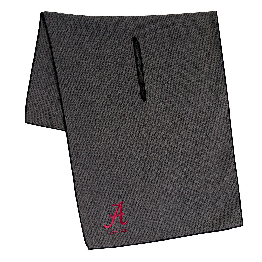 Alabama Crimson Tide Microfiber Golf Towel