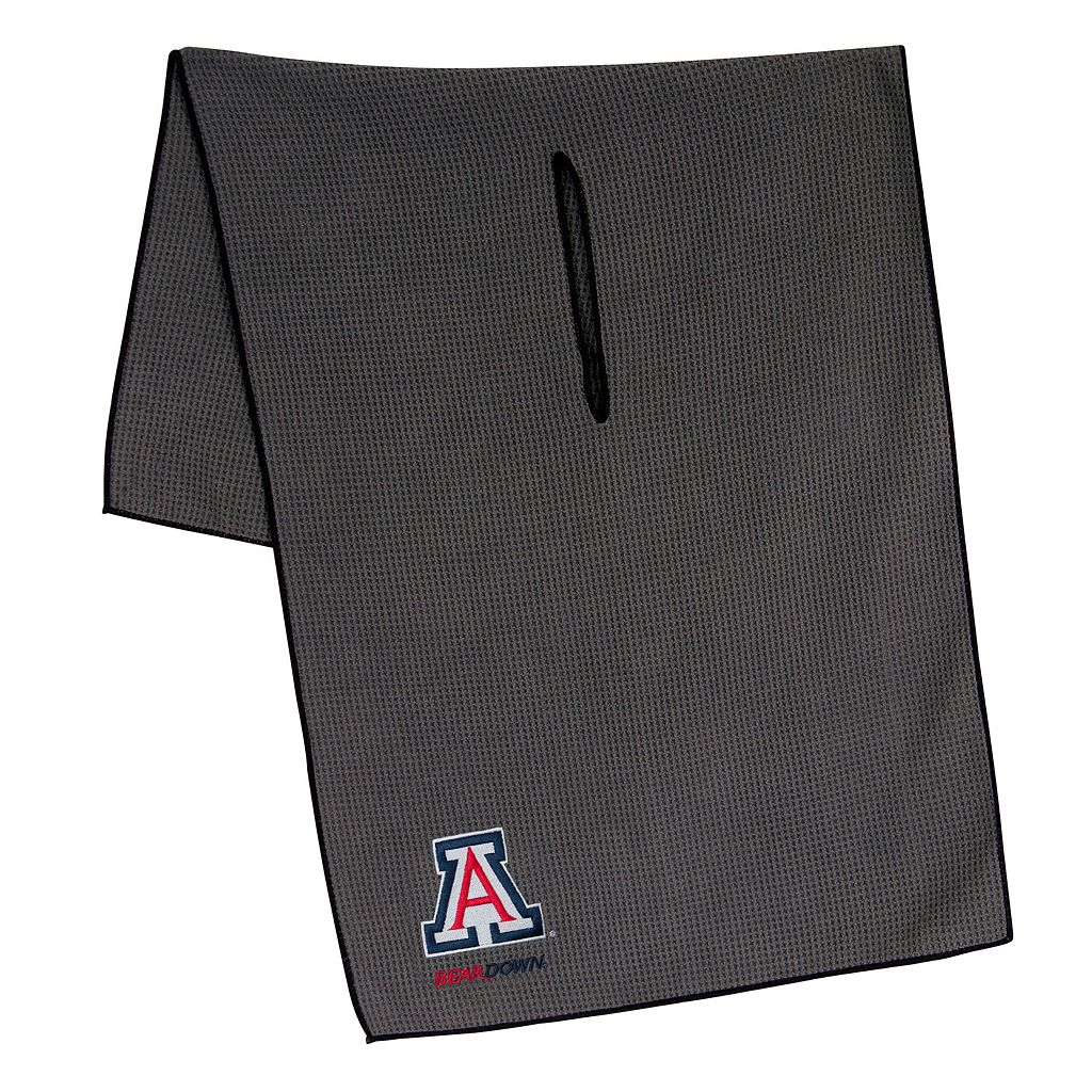 Arizona Wildcats Microfiber Golf Towel