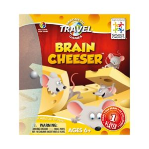Smart Toys & Games Brain Cheeser Travel Game