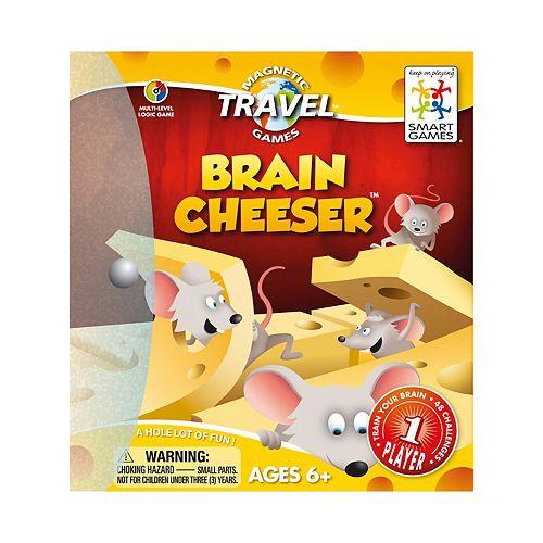 Smart Toys & Games Brain Cheeser Travel Game