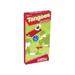 Smart Toys & Games Tangoes Brainiac Game