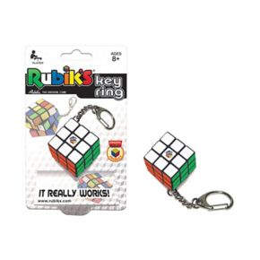 Winning Moves Rubik's Key Ring