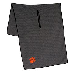 Clemson Tigers Microfiber Golf Towel