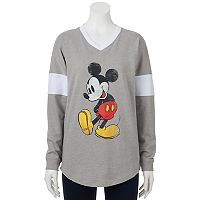 Disney's Mickey Mouse Juniors' Classic Graphic Sweatshirt