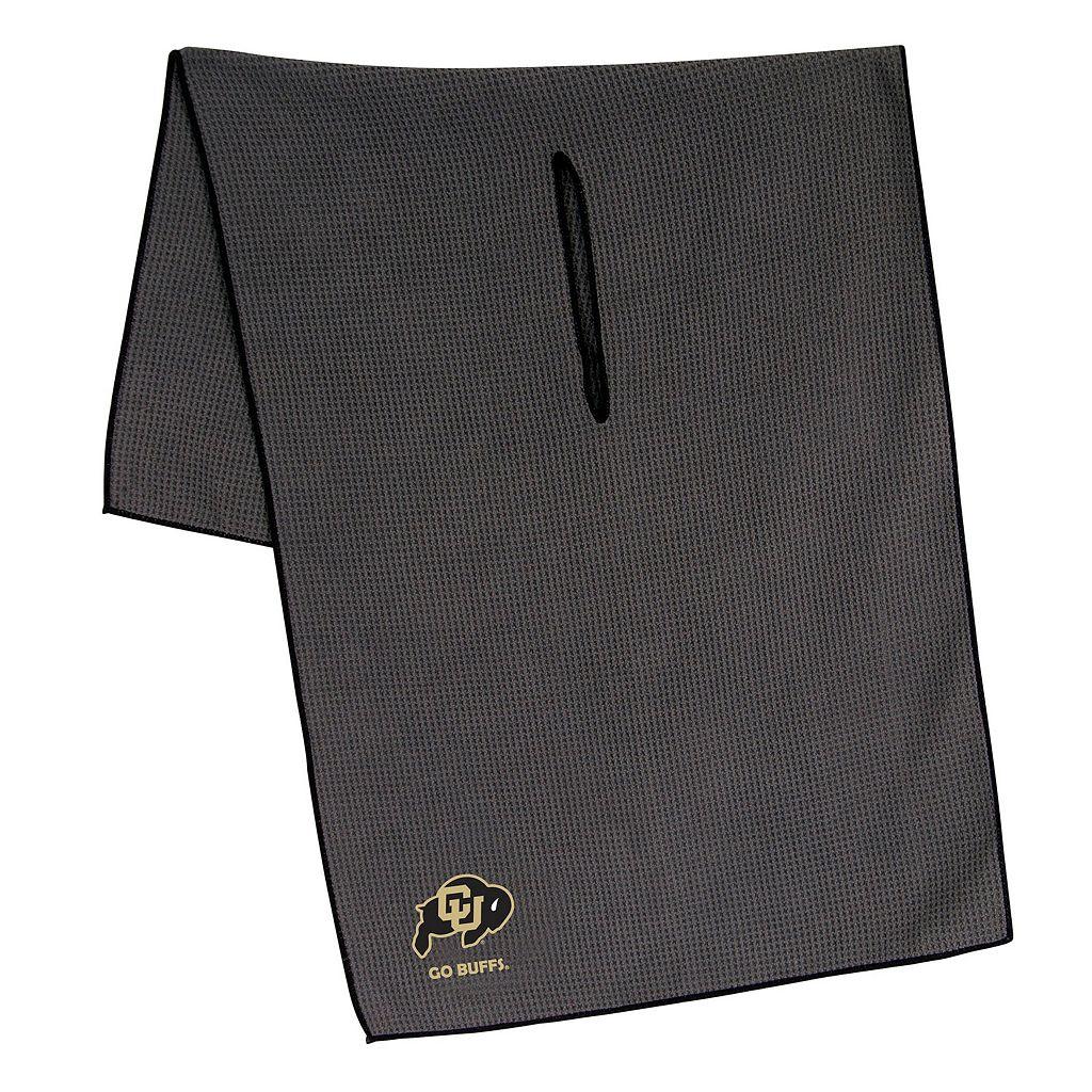 Colorado Buffaloes Microfiber Golf Towel