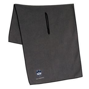 UConn Huskies Microfiber Golf Towel