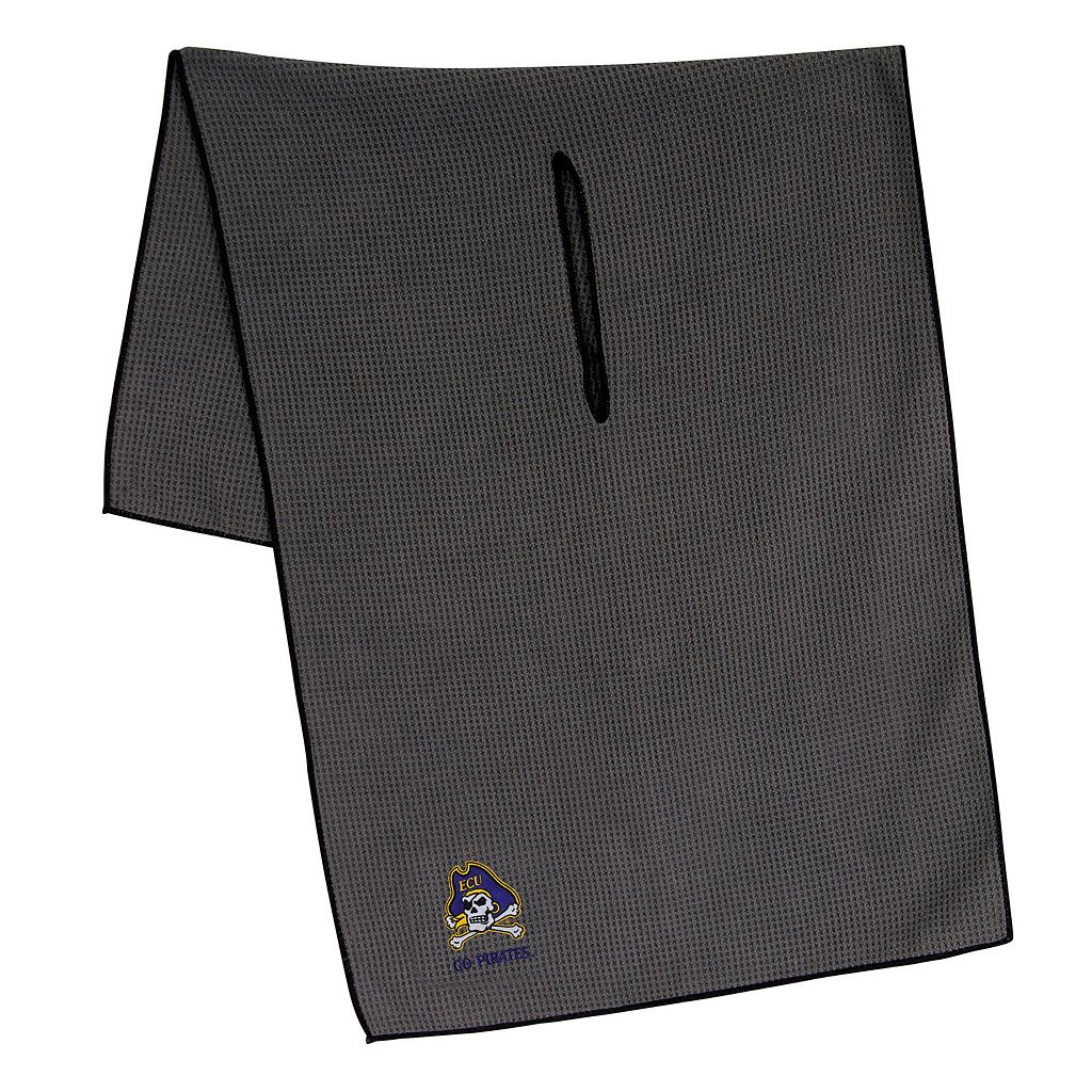 East Carolina Pirates Microfiber Golf Towel