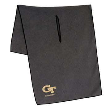 Georgia Tech Yellow Jackets Microfiber Golf Towel