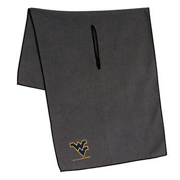 West Virginia Mountaineers Microfiber Golf Towel