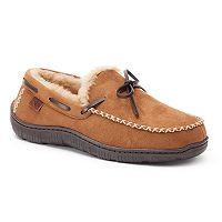 Men's Dockers Rugged Boater Moccasin Slippers