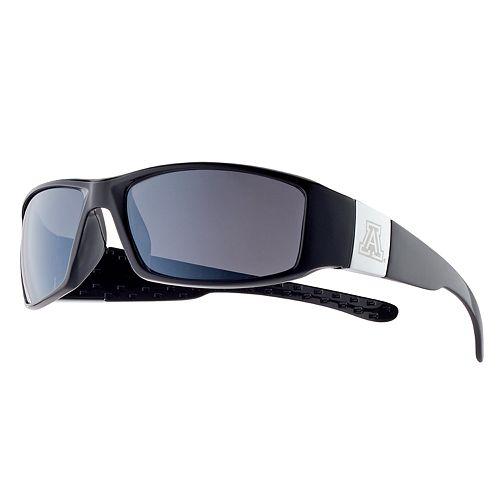 Adult Arizona Wildcats Chrome Wrap Sunglasses