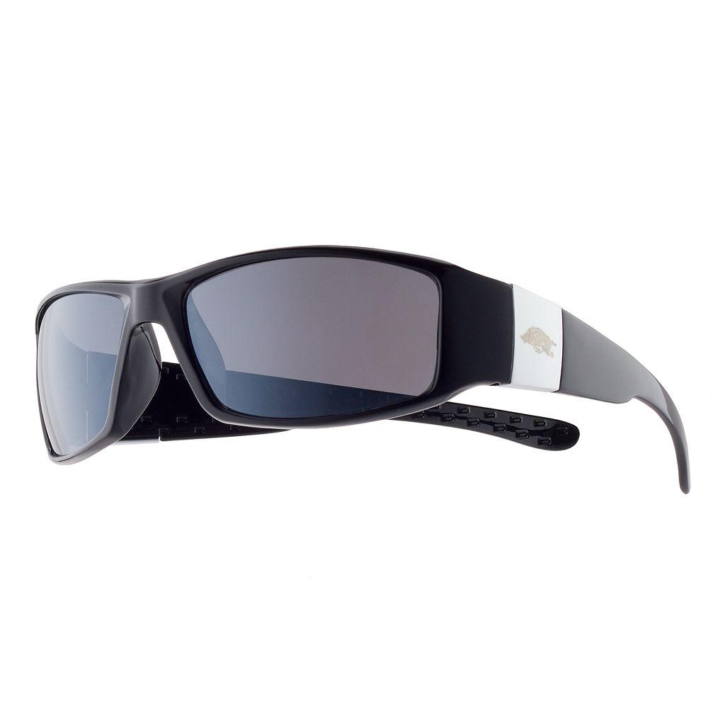 Adult Arkansas Razorbacks Chrome Wrap Sunglasses