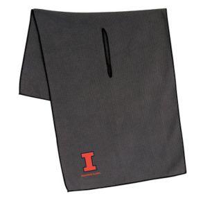Illinois Fighting Illini Microfiber Golf Towel