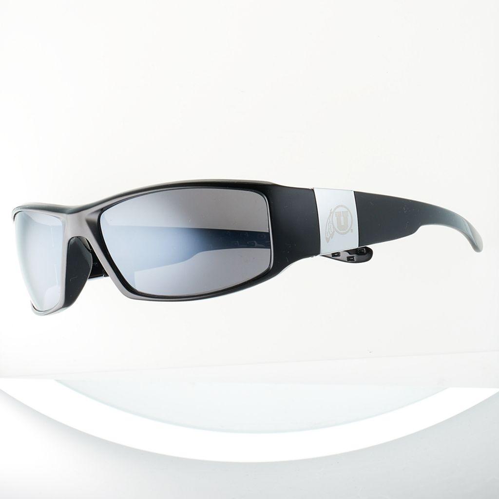 Adult Cal Golden Bears Chrome Wrap Sunglasses