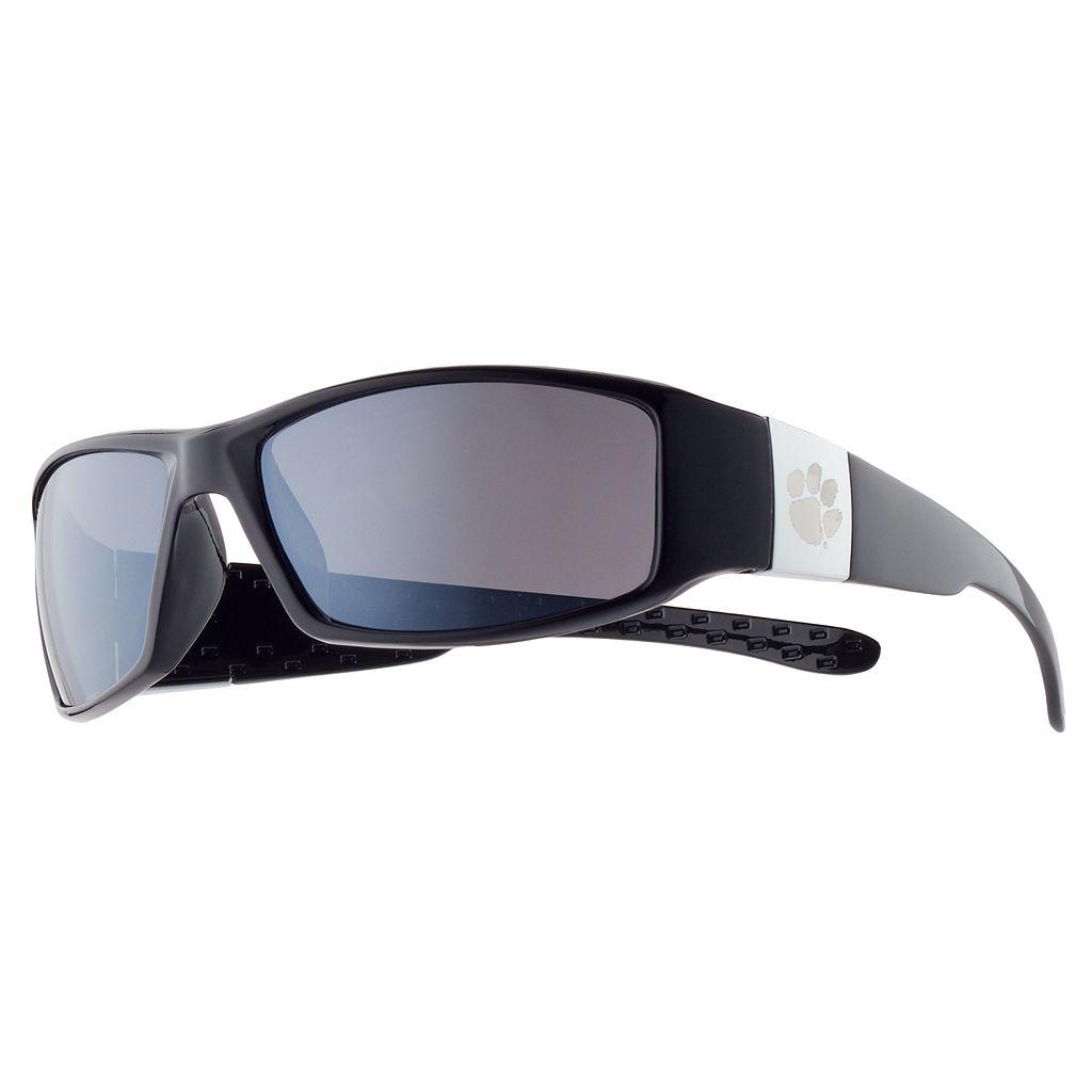 Adult Clemson Tigers Chrome Wrap Sunglasses
