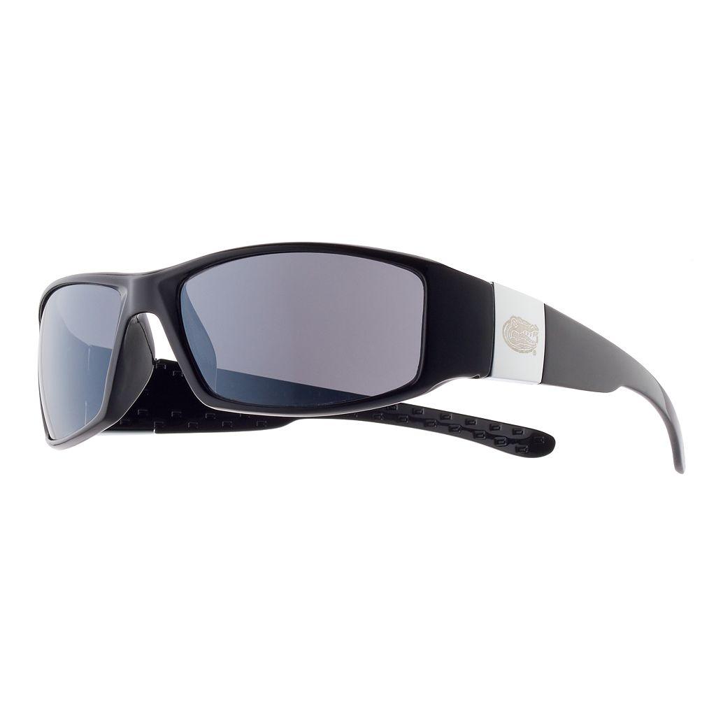 Adult Florida Gators Chrome Wrap Sunglasses