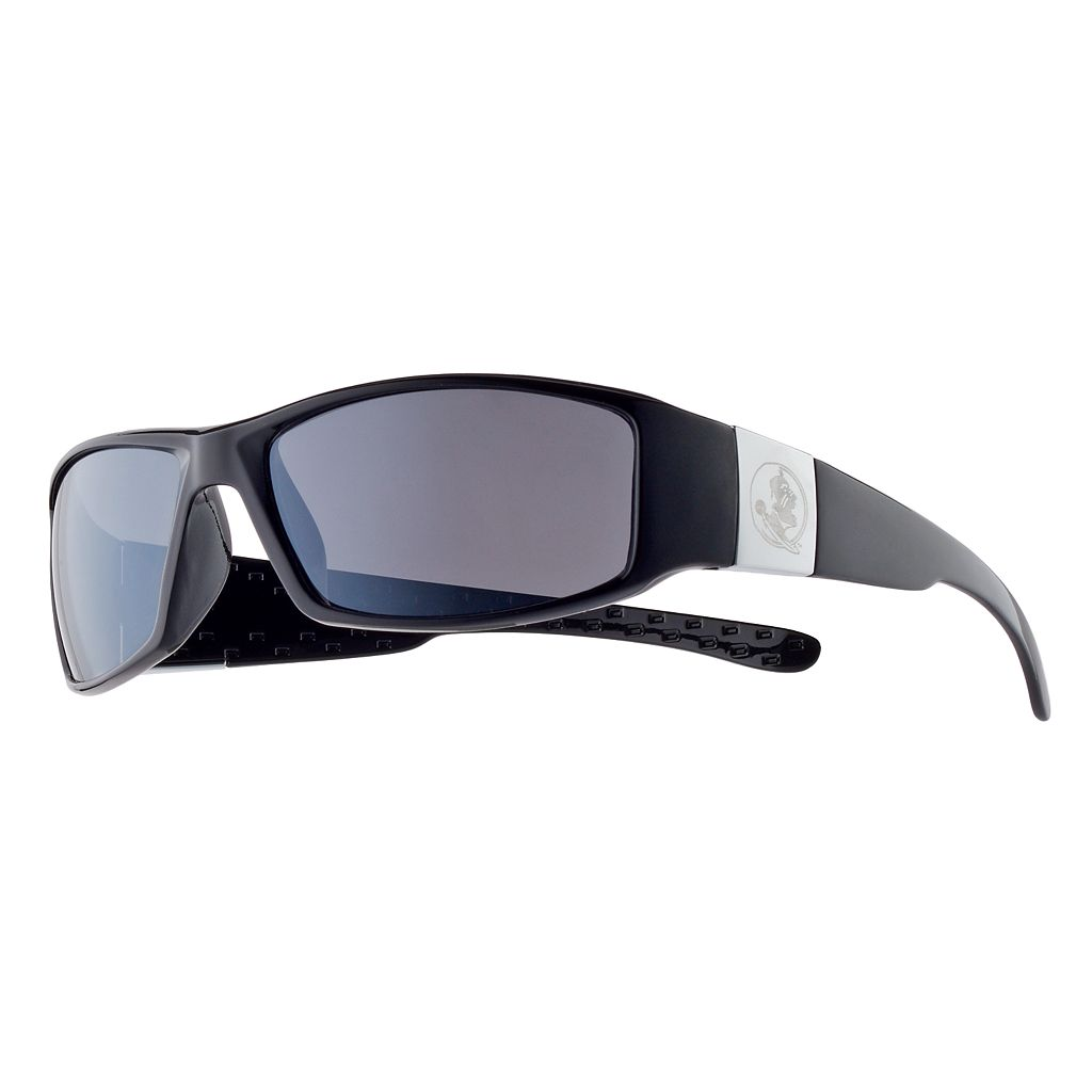 Adult Florida State Seminoles Chrome Wrap Sunglasses