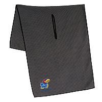Kansas Jayhawks Microfiber Golf Towel