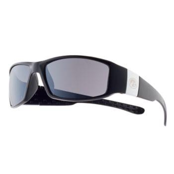 Adult Iowa Hawkeyes Chrome Wrap Sunglasses