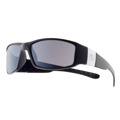 Adult Iowa Hawkeyes Chrome Wrap Sunglasses
