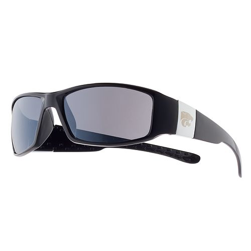 Adult Kansas State Wildcats Chrome Wrap Sunglasses