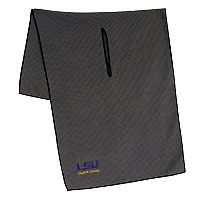 LSU Tigers Microfiber Golf Towel