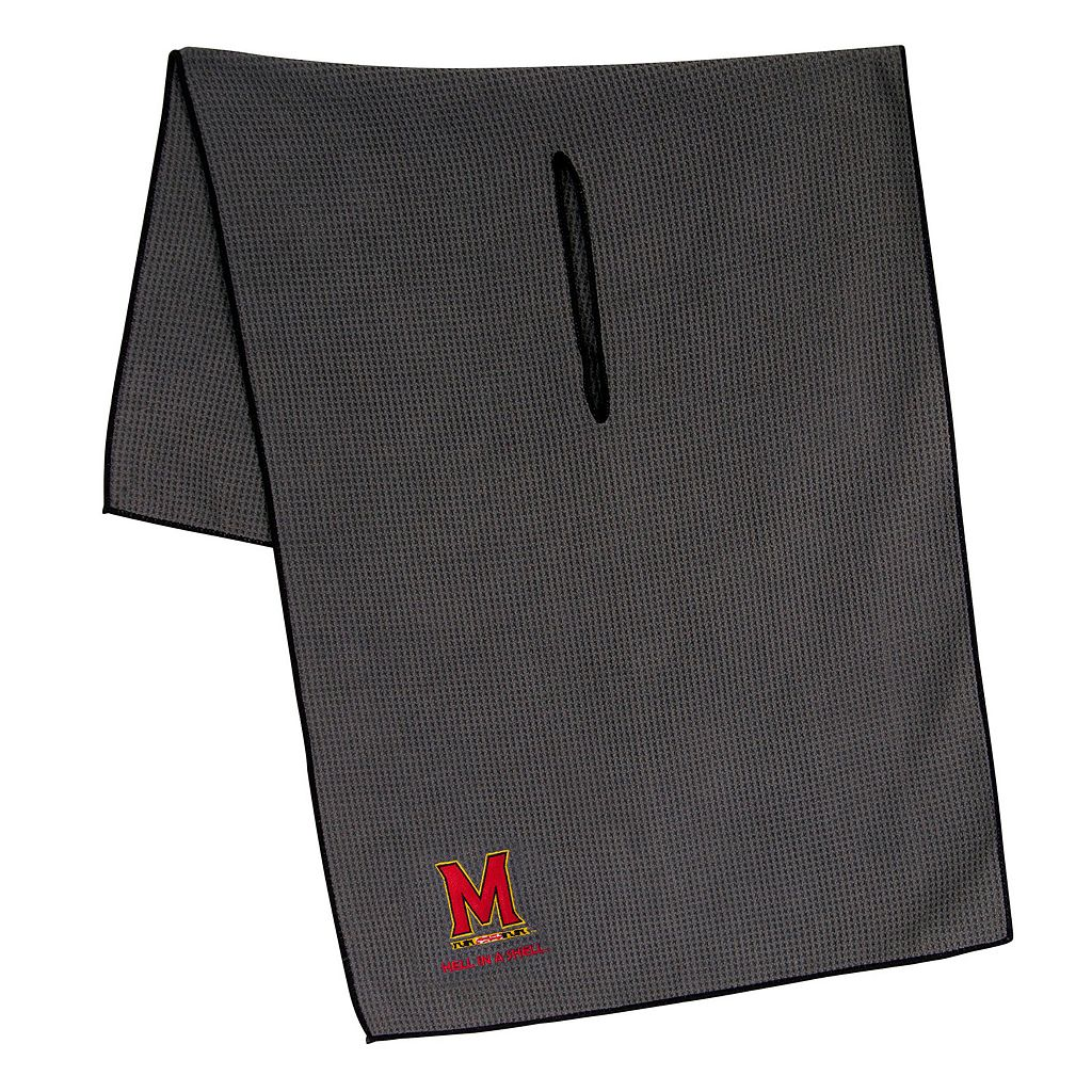 Maryland Terrapins Microfiber Golf Towel