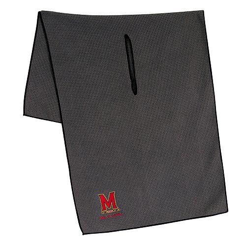 Maryland Terrapins Microfiber Golf Towel