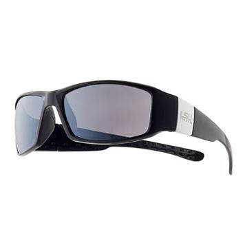 Adult LSU Tigers Chrome Wrap Sunglasses