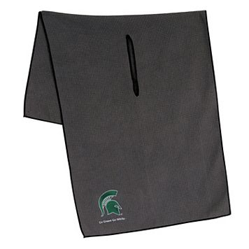 Michigan State Spartans Microfiber Golf Towel