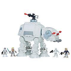 Star Wars Galatic Heroes Battle of Hoth Playset by Hasbro