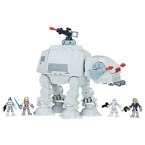Star Wars Galatic Heroes Battle of Hoth Playset by Hasbro