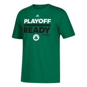 Men's adidas Boston Celtics Playoff Ready Tee