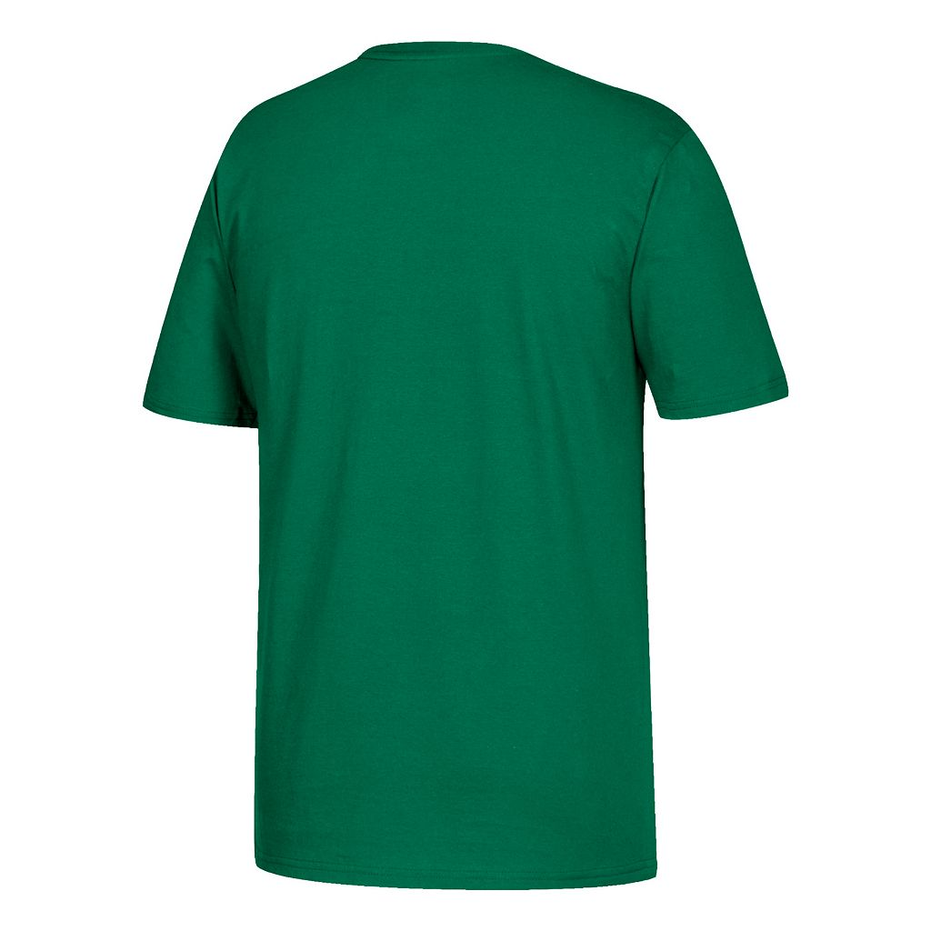Men's adidas Boston Celtics Playoff Ready Tee