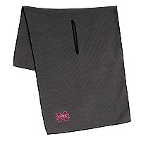 Mississippi State Bulldogs Microfiber Golf Towel